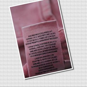 Rich & Skinny Shorts - Rich & Skinny Pink Cotton Button Denim Shorts 25
